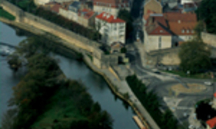 Besançon, un temps d'avance