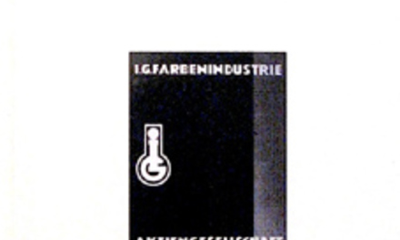 Histoire de l'IG-Farben 1905-1952
