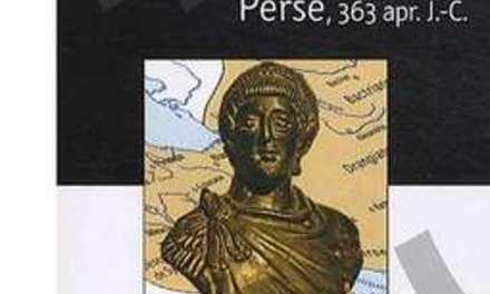 La campagne de Julien en Perse, 363 apr.J.-C.