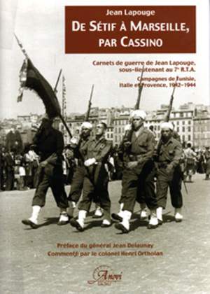 Jean Lapouge, Carnets de guerre