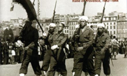 De Sétif à Marseille, par Cassino. Carnets de guerre de Jean Lapouge, sous lieutenant au 7e RTA. Campagnes de Tunisie, Italie et Provence, 1942-1944.