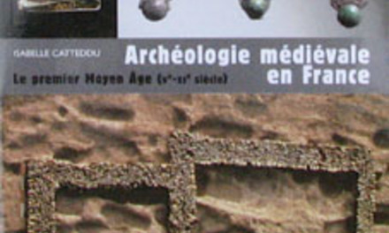 Archéologie médiévale en France, Le premier Moyen Age (Ve-XIe siècle)