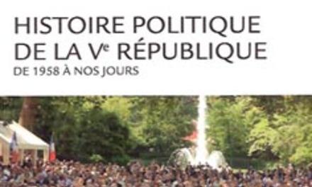 Histoire politique de la Ve République de 1958 à nos jours