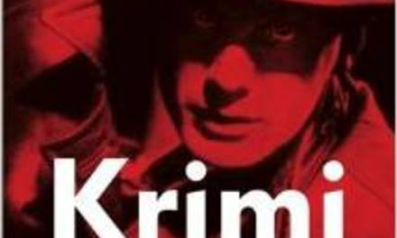 Krimi. Une anthologie du roman policier sous le Troisième Reich.