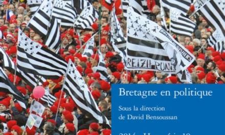 Bretagne en politique